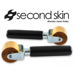 Second Skin Wooden Hand Roller